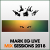 Mark EG Mix Sessions Dec 2018 (80's Chicago House to 90's Belgian Techno) SIGNED CD!