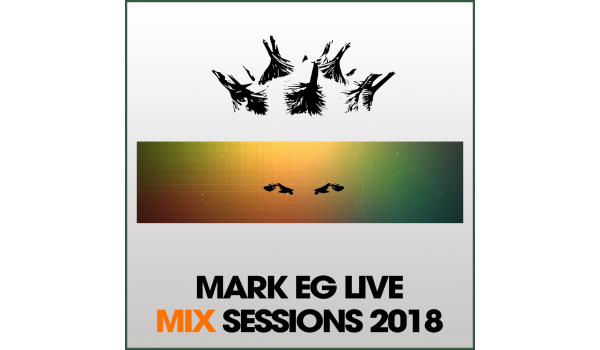 Mark EG Mix Sessions Oct 2018 (New Hard Trance) SIGNED CD!